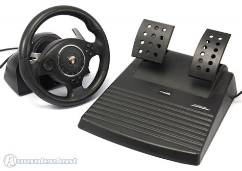 xbox one lenkrad mit pedalen ps3 lenkrad racing steering wheel mit pedale sport lamborghini auch f 252 r pc ps2