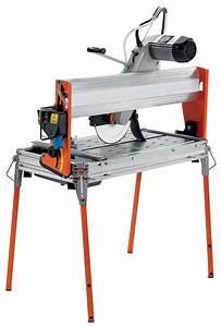 Scie Sur Table Evolution : scie sur table dyn cut scie sur table carrelage gr s ~ Melissatoandfro.com Idées de Décoration