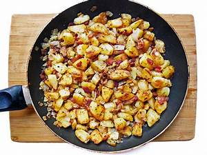 Cooking Weekends Bratkartoffeln Mit Speck Pan Fried