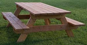 Large Picnic Table Plans PDF Plans woodworking plans in