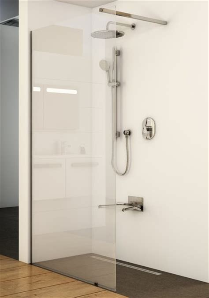 walk  shower enclosure wall model ravak