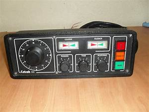 Cetrek Autopilot Control Head Display Unit 930-721  Repair