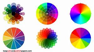 Keep Calm And Publish Papers  How To Organize Colors In