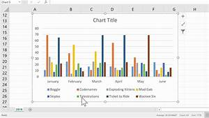 Excel Quick And Simple Charts Tutorial