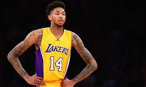 lakers brandon ingram   development relationship