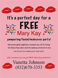 Best 25 ideas about mary kay flyers templates find what youll love mary kay facial party flyer accmission Images