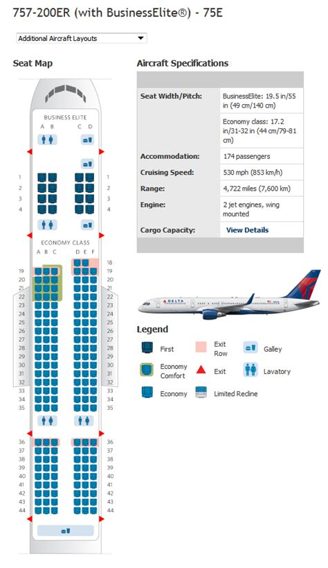 Delta Seating Chart 757 - Arenda-stroy on