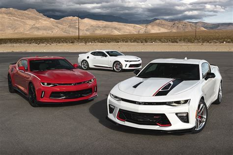 Chevy Unleashes A Battalion Of Performance Parts For