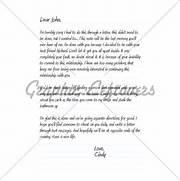 Best Photos Of Dear John Letter Applicants Dear John Gallery For Dear John Letter Military Keep Arkansas In The Accent Myokexilelit Dear Cancer My Breast Cancer Blog