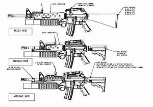 Technical Manual For Launcher  Grenade  40mm  M203  W  E