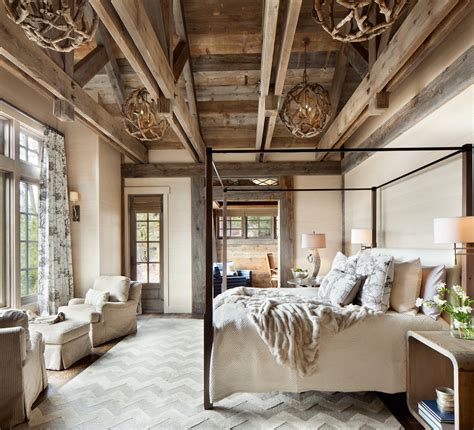 94+ Modern Rustic Master Bedroom Ideas  Modern Rustic