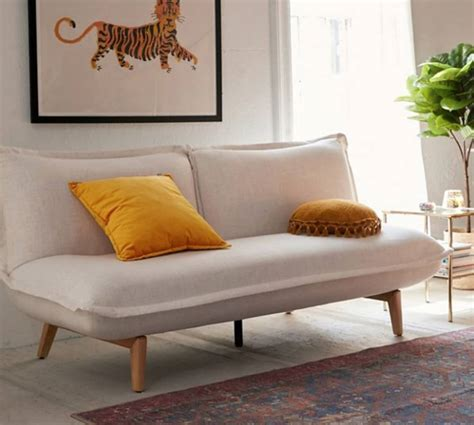 Best Sleeper Sofas For Small Apartments by The Best Sleeper Sofas For Small Spaces Apartment Therapy