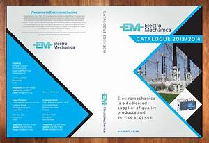 Serious, Professional, Electrical Catalogue Design for a ...