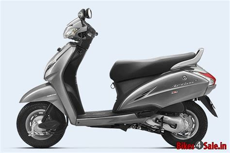 used tvs for sale geny grey metallic colour honda activa 3g scooter picture