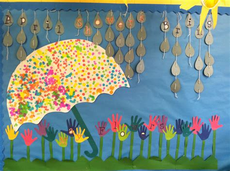 april showers bring may flowers bulletin board ideas april showers bring may flowers classroom