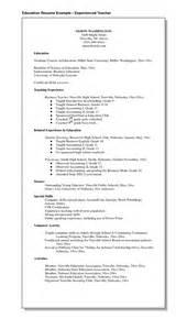 new resume for teachers sales lewesmr