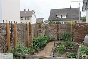 Gartenzaun Höhe Zum Nachbarn : gartenabtrennung zum nachbarn ~ Lizthompson.info Haus und Dekorationen