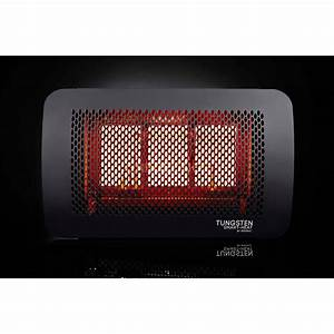 Gas Heizstrahler Test : infrarot gas heizstrahler tungsten von bromic heating ~ Orissabook.com Haus und Dekorationen