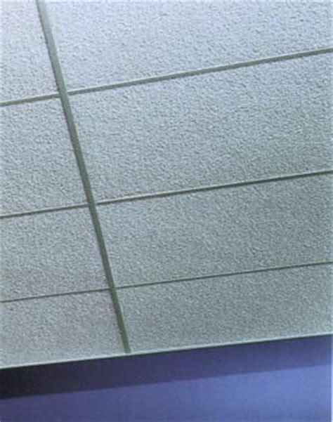 Painted Nubby Fiberglass Tiles