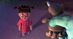 """Bouh, personnage dans """"Monstres & Cie"""" PixarPlanet Fr"""