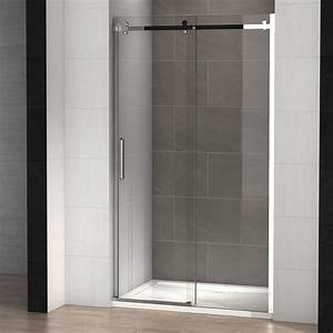 porte de douche coulissante lumio 130 thalassor With porte douche 130 cm