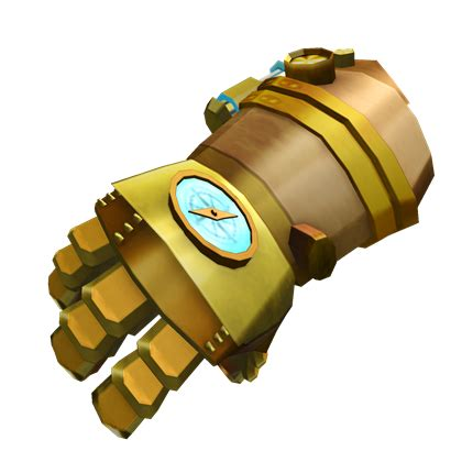 golden steampunk gloves roblox wikia fandom powered