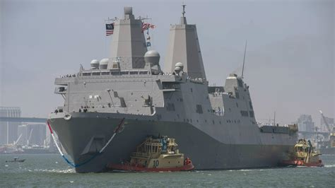 U.S. Marines Want Competition for Next Amphibious Ship
