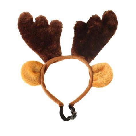 happypet festive ronny reindeer christmas dog antlers feedem