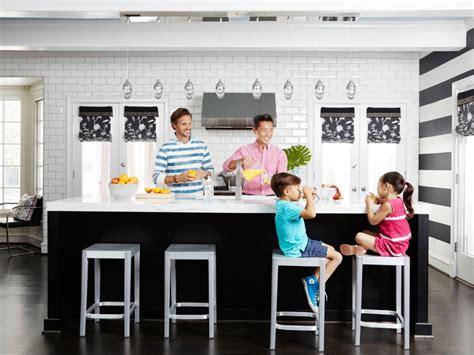 Designer Vern Yips Home by Tour Vern Yip S Remodeled Kitchen In Atlanta Hgtv