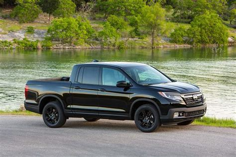honda ridgeline black edition specs price