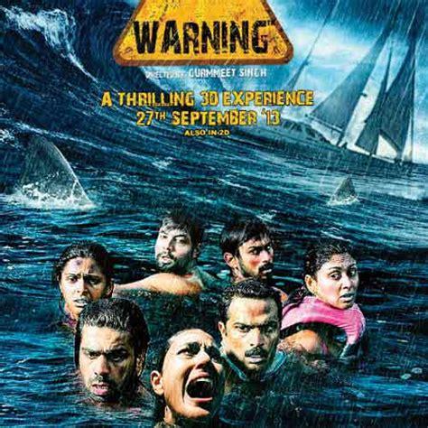 warning copy  open water