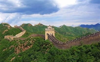 China Wall Wonders Wallpapers Walls