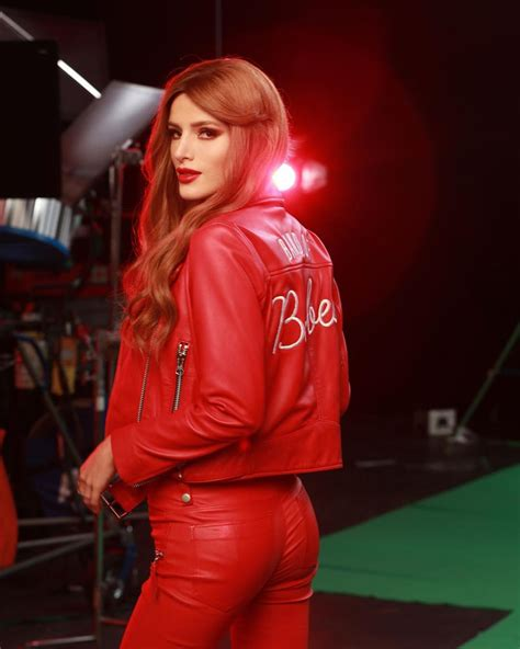 Bella Thorne Photoshoot For Buxom Cosmetics