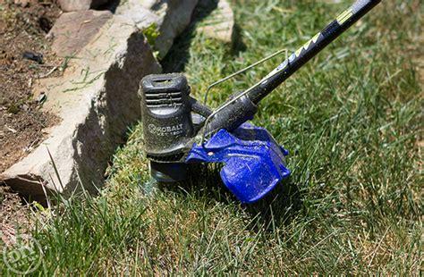 4 cheap battery weed wacker; Kobalt 40V Max Outdoor Power Equipment Review - The DIY Village