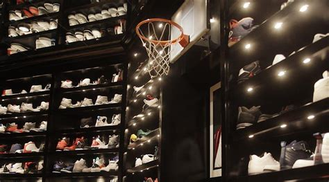 Rich Closet by The 15 Best Sneaker Closets Sole Collector