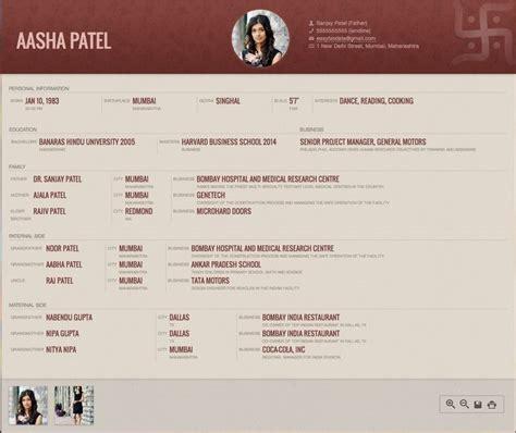 marriage biodata format created  wwweasybiodatacom