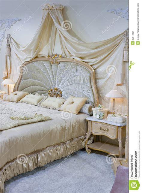 chambre a coucher baroque chambre à coucher baroque image stock image 30613981