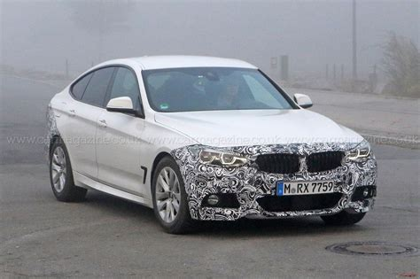 Bmw 3-series Gt Facelift (2016)