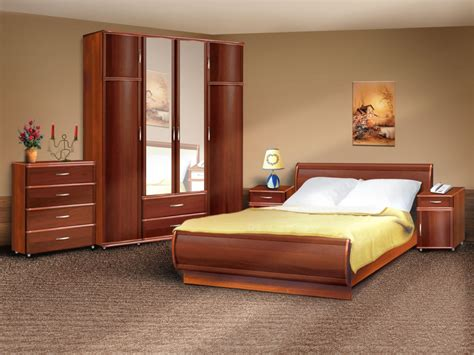 In Vogue Arc Wooden Headboard King Size Bed And Double