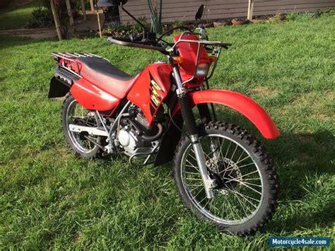 Honda Ctx 200 For Sale In Australia