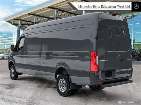 """Complete the form below to get a quick response. New 2019 Mercedes Benz Sprinter Cargo Van 3500XD High Roof V6 170"""" 4x4 none Regular Cargo in ..."""