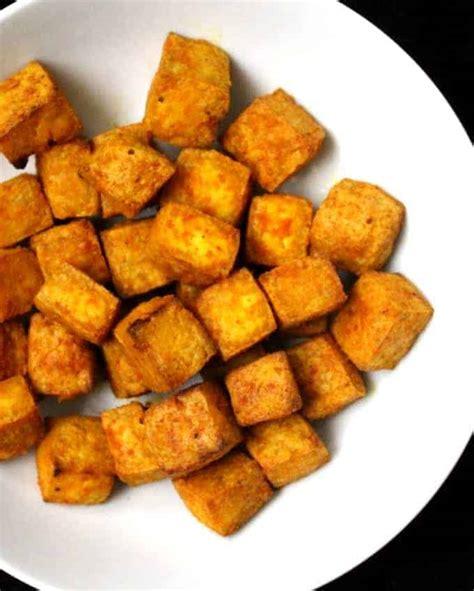 air fryer tofu box recipes