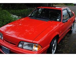 1993 Ford Mustang 5.0 Shelby Cobra SVT For Sale