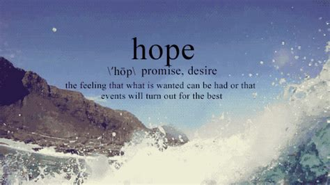 hope quotes positive quotes sky ocean water scenic