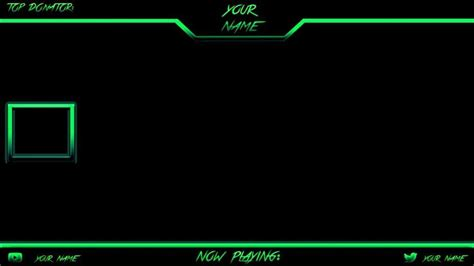 twitch template 1080p 26 free twitch overlay template images free twitch