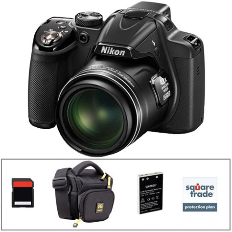 nikon coolpix p530 sle images nikon coolpix p530 digital deluxe kit black b h photo Nikon Coolpix P530 Sle Images