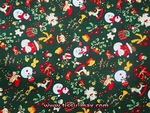 Tissu De Noel : tissu noel tissus au m tre ~ Preciouscoupons.com Idées de Décoration