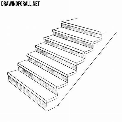 Stairs Draw Drawingforall