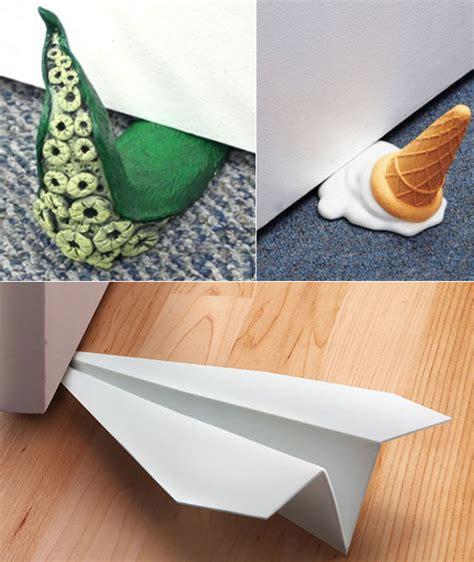 door stopper ideas 8 cool and creative doorstop designs design swan