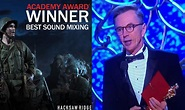 89th Academy Awards: Kevin O'Connell wins his FIRST Oscar ...